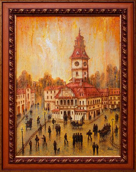 Brașov- Piața Sfatului