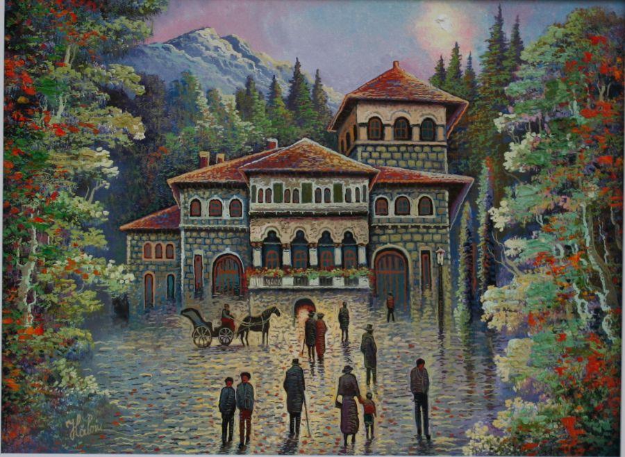 Castelul Cantacuzino Bușteni