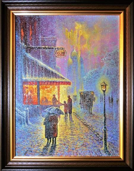 Iarna la oraș