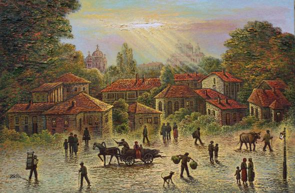 Mahalaua Bucureștiului