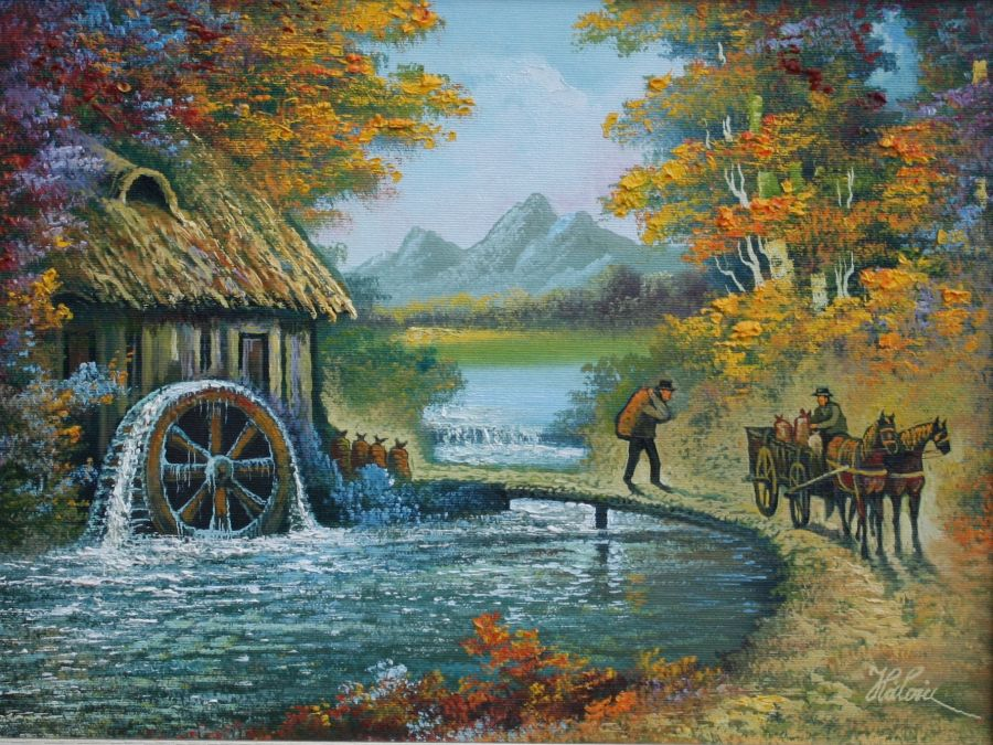 Moară de apă
