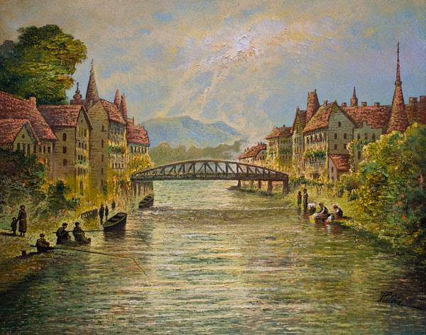 Pod peste Someș