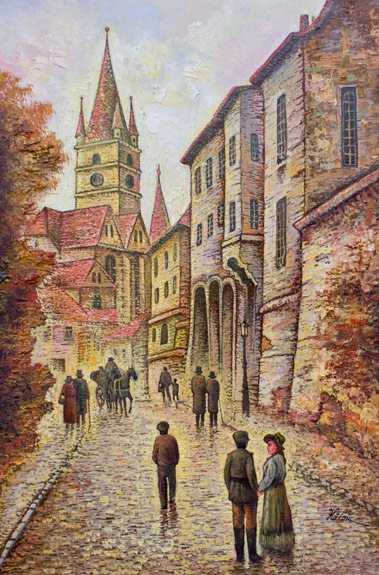 Primăria veche