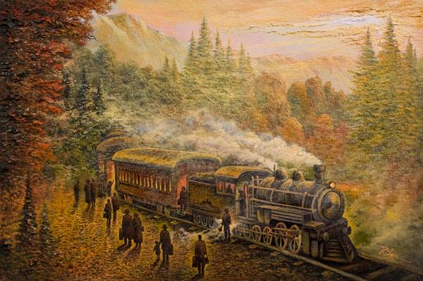 Trenul toamnei